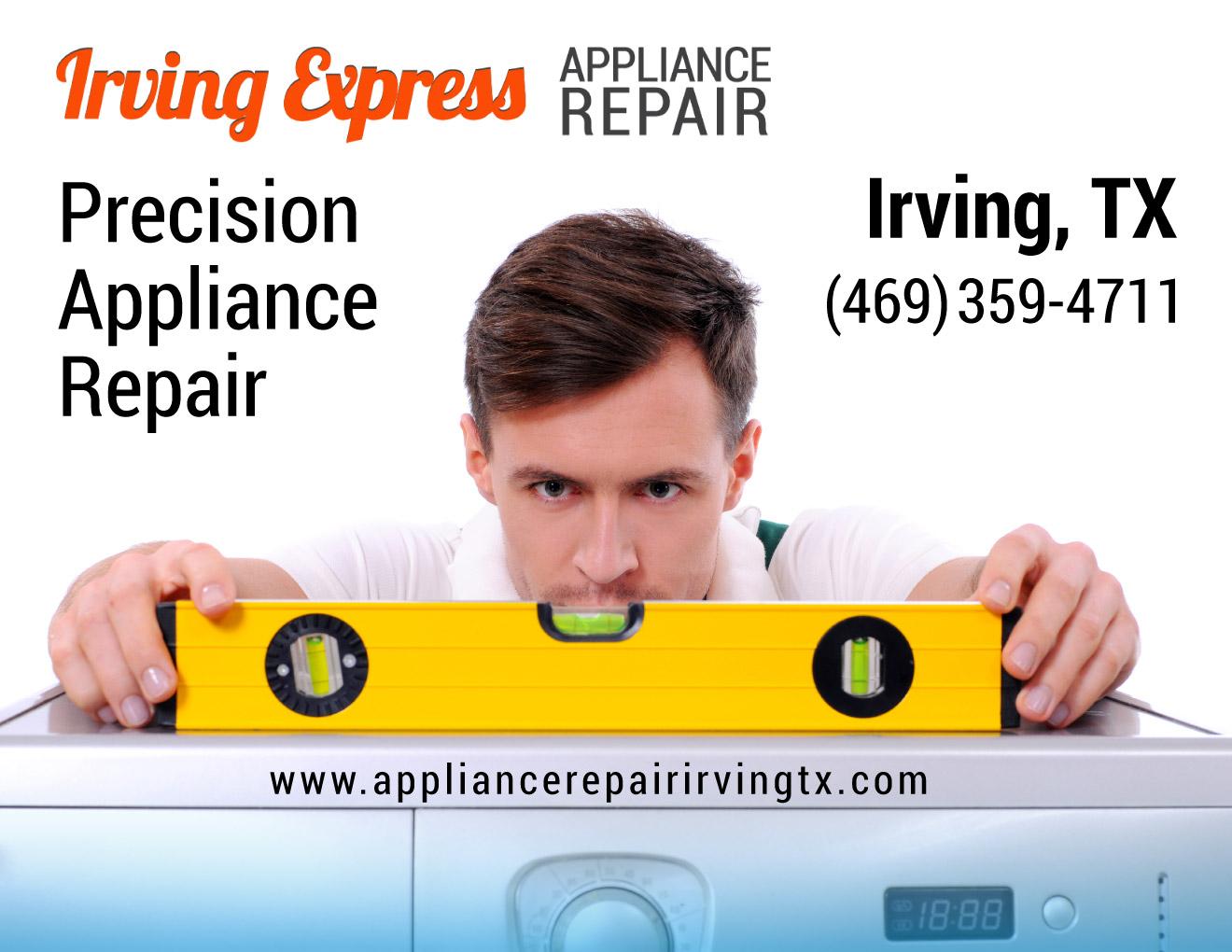 Irving Express Appliance Repair 469 359 4711